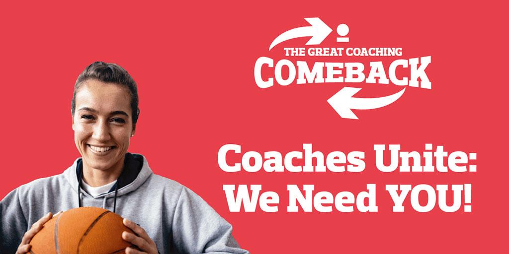 Great coaching comeback