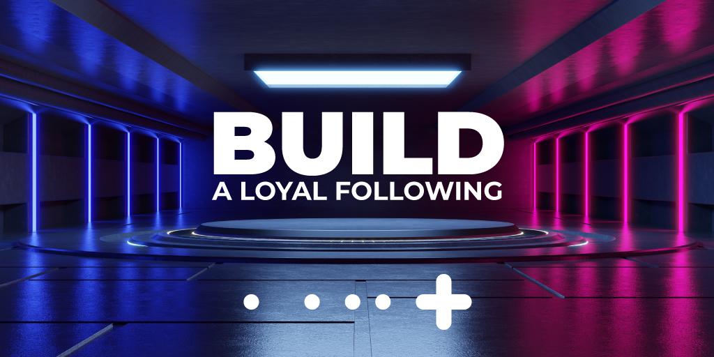 loyal following